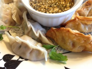 Scrumptious Thai Pot Stickers