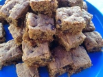 Gluten-Free Quinoa Breakfast Bars