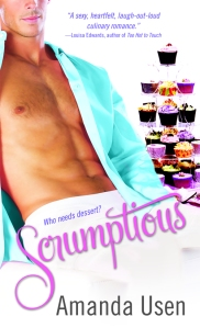 READ AN EXCERPT OF SCRUMPTIOUS