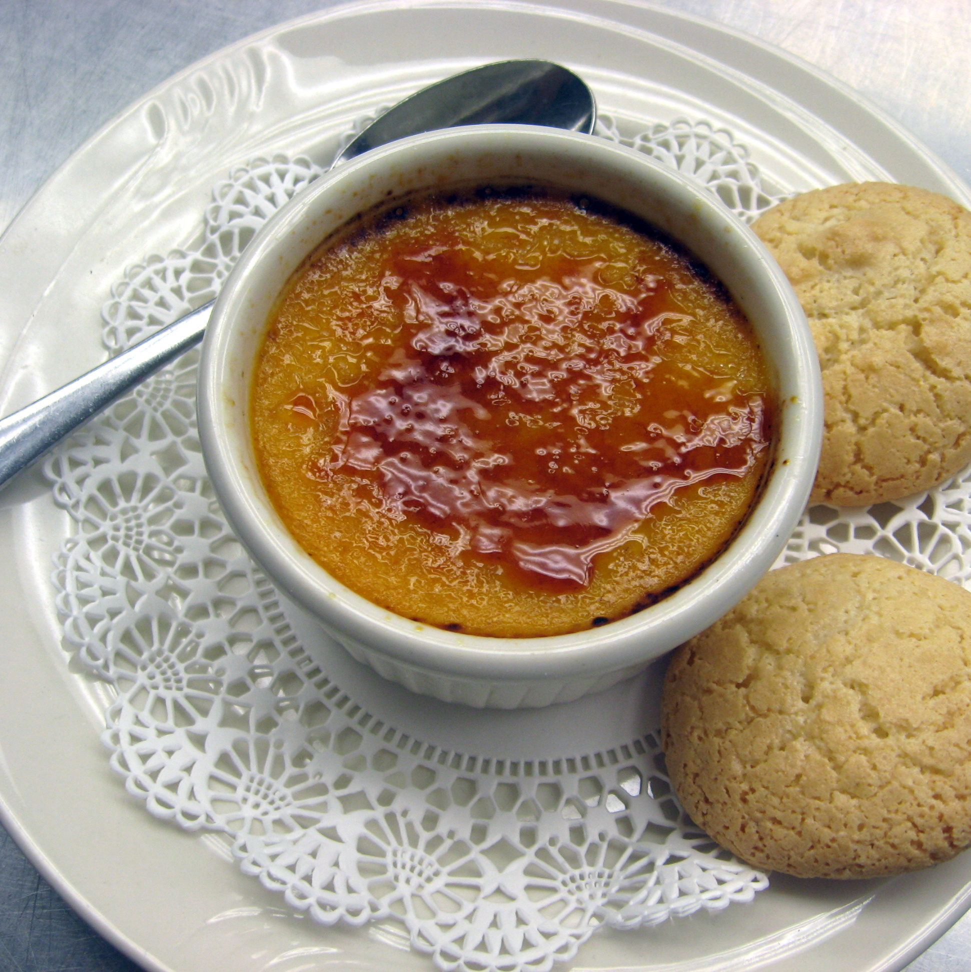 Pumpkin And Brown-Sugar Creme Brulee Recipes — Dishmaps