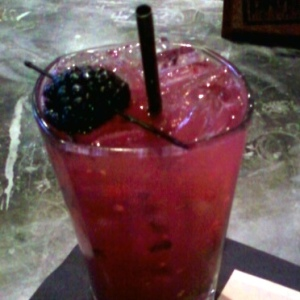 The Blackberry Smash