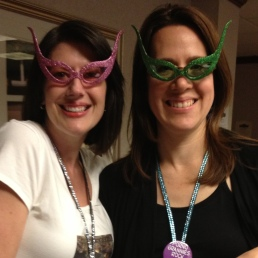 I met Macy Beckett at Lori Foster's Reader & Author Get Together in 2013!
