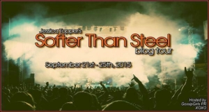 Softer than Steel BT Banner