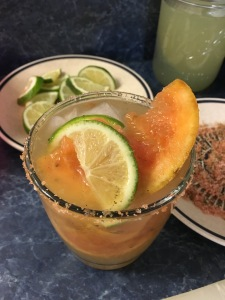 Grilled Grapefruit Margarita heaven is within your grasp.