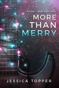Get this delightful Christmas e-short story when you sign up for Jessica Topper's newsletter, which you should totally do. And then buy her books because they are delightful.